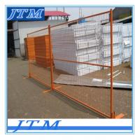 Temporary Construction Screens : High quality welded mesh temporary fence canada