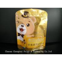 Buy cheap Glossy Surface Food Packaging Pouches Shaped Pouch For Dried Fruit from wholesalers