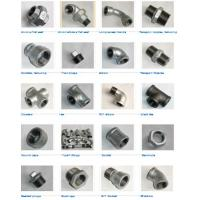 Buy cheap malleable cast iron pipe fittings from wholesalers