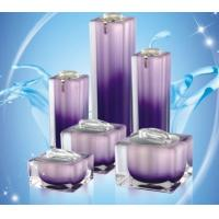 Buy cheap square acrylic cream jar from wholesalers
