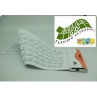 Buy cheap Foldable Flexible Silicone USB Keyboard from wholesalers