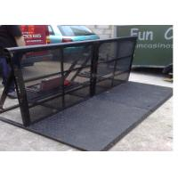 Buy cheap Durable Metal Crowd Control Barriers Canada Corrosion And Aging Resistance product