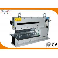 Buy cheap Guillotine PCB Depaneling Machine With Linear Knife For Pre-scored Boards from wholesalers