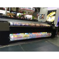 Buy cheap Roll To Roll Digital Banner Flag Printer For Indoor Outdoor Advertising from wholesalers