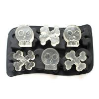 Buy cheap Foog Grade Silicone Ice Cube Trays Molds Ice Cream ice pop mold popsicle mold from wholesalers