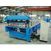 Buy cheap metal wall panel roll forming machine from wholesalers