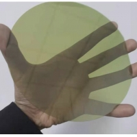 Buy cheap 2346 4h-Semi Insulating Sic Silicon Carbide Surface Polished from wholesalers