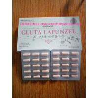 Buy cheap Gluta Lapunzel Ultimate Whitening Capsules Skinest, Natural Extract Skin Care from wholesalers