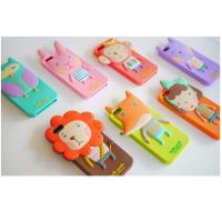 Buy cheap Loverly Soft 3D lovely romane hellogeeks silicone case for iPhone 4 4S from wholesalers