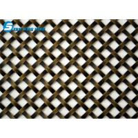 Buy cheap Flat-Wire Decorative Mesh Colorado Stainless Steel 36 X 48 from wholesalers
