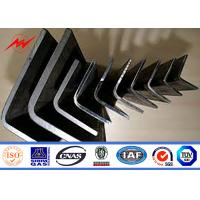 Buy cheap Q235 100x100x16 Galvanized Angle Steel For Beams Bridges Transmission Towers product
