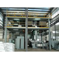 Buy cheap PP Spunbonded Non Woven Fabric Making Machine from wholesalers