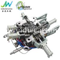 Buy cheap Single Cavity Type Aluminum Die Casting Mould with Hydraulic Pump from wholesalers