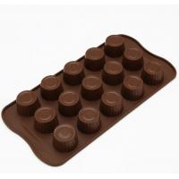 Buy cheap Make Your Own Plastic Chocolate Molds , Chocolate Ball Mold Anti Bacetrial from wholesalers