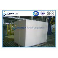 Buy cheap Chaint Pallet Handling Systems With Chain Conveyor ISO Certification product