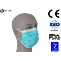 Buy cheap Cool Disposable Medical Mask PP Non Woven Fabric Material Fliud Resistant product