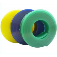 China Eco - Friendly Screen Printing Squeegee Rubber For Textile Screen Printing Machine on sale