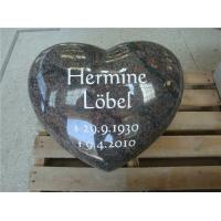 Buy cheap Baby Stone Heart Shape Monument from wholesalers