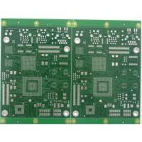 Buy cheap Lead free HASL PCB board, 2 Layer PCB Board, FR4 Electronic Printed Circuit Boards Pcba Assembly from wholesalers