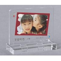Buy cheap Clear Acrylic Photo Frames PMMA Photo Frames Wholesale from wholesalers