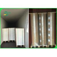 China Hard Strength 300gsm 350gsm 400gsm Coated Duplex Paper For Making Boxes on sale