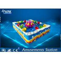 Buy cheap Adorable Appearance Fishing Games For Kids 14 Player Support Fiber Glass Material from wholesalers