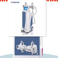 Buy cheap Medical Ce Approval Cryolipolysis Slimming Machine With 4 Cryo Handles Work Together from wholesalers