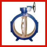 China Large Diameter DN2000 Water Butterfly Valves For Oil , Gas , Acid on sale