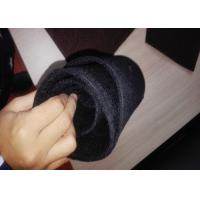 Buy cheap Customized 5mm Thicks 100% Polyester Material Black Needle Punched 650gsm Non Woven Felt from wholesalers