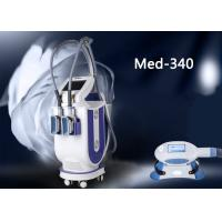 Buy cheap Best Choice For Luxury Beauty Salon RF Power 50W Cryolipolysis Machine , Fat Freezing And Body Beauty Equipment from wholesalers