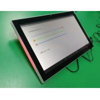 Buy cheap Android Operation System 10 Inch Industrial POE Tablet PC Wall Mounted Digital Signage With LED Option from wholesalers