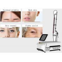 Buy cheap Portable Fractional Co2 Laser Equipment Carbon Dioxide Lasers For Wrinkle Removal from wholesalers