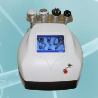 Buy cheap ultrasonic liposuction machine / cavitation slimming machine / multipolar rf and weight lo from wholesalers