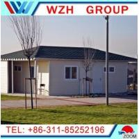 Buy cheap prefab caravan houses /  prefab house for family from wholesalers