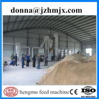 Buy cheap Automatic biomass wood pellets production line for sale from wholesalers