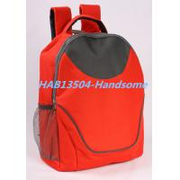 Buy cheap Promotional backpack with 600D polyester -HAB13504 product
