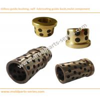 Buy cheap Oil free guide bushing, self -lubricating guide bush,mold component,Chinese Factory from wholesalers