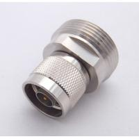 Buy cheap N Male connector to 7/16 Din Female connector N-DIN Converter from wholesalers