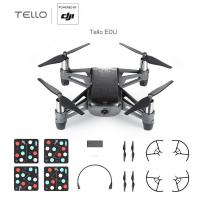 Buy cheap DJI Tello EDU /Tello Boost Combo Mini drone Perform flying stunts shoot quick videos with EZ Shots toy plane FPV in stoc product