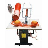 Buy cheap Double Pneumatic Mesh Bag Clipping Machine from wholesalers