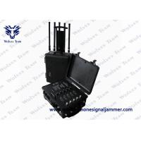 Buy cheap Portable Cellphone Signal  Prison Jammer GPS WiFi Pelican Case  JM110892 product