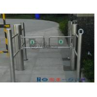 Buy cheap DC24V Brush Motor Access Control Gate Passage Barrier Door to Door Express Access product