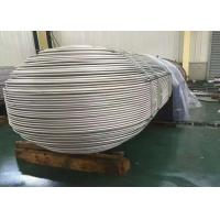 Buy cheap High Pressure Stainless Steel Heat Exchanger Tube 304 304L 316L A213 Standard from wholesalers