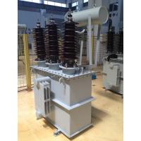 Buy cheap Adjustable 11KV Power Electrical Distribution Transformers , 3 Phase Core Type from wholesalers