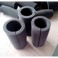 Buy cheap Heat Insulation Polyester Tube Shaped Sponges , High Tensile Strength Impact Protection Foam from wholesalers