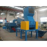 Buy cheap Waste PET bottle Recycling Machine product