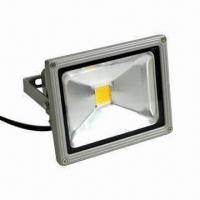 Buy cheap LED Floodlight, Suitable for Tennis Courts, Car Parks, Stadiums and Terminals Lighting product