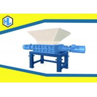 Buy cheap 15mm Cutter Thickness Organic Waste Shredder Machine 5 - 15 M³/H Capacity from wholesalers