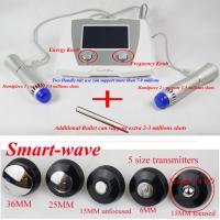 Buy cheap Low Energy 0.09mJ / Mm2 Shockwave Therapy Machine For Erectile Dysfunction from wholesalers