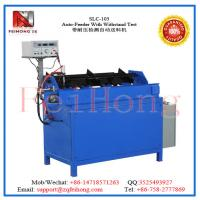 Buy cheap 【Feihong】Tube feeding machine with withstand test/ Hi-pot test heating tube feeder FHSLC-103 from wholesalers